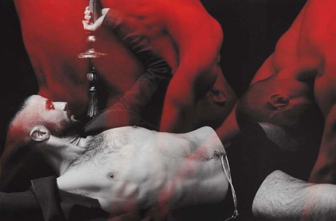 Arnaud Boursain by Damien Blottiere | Crush 5