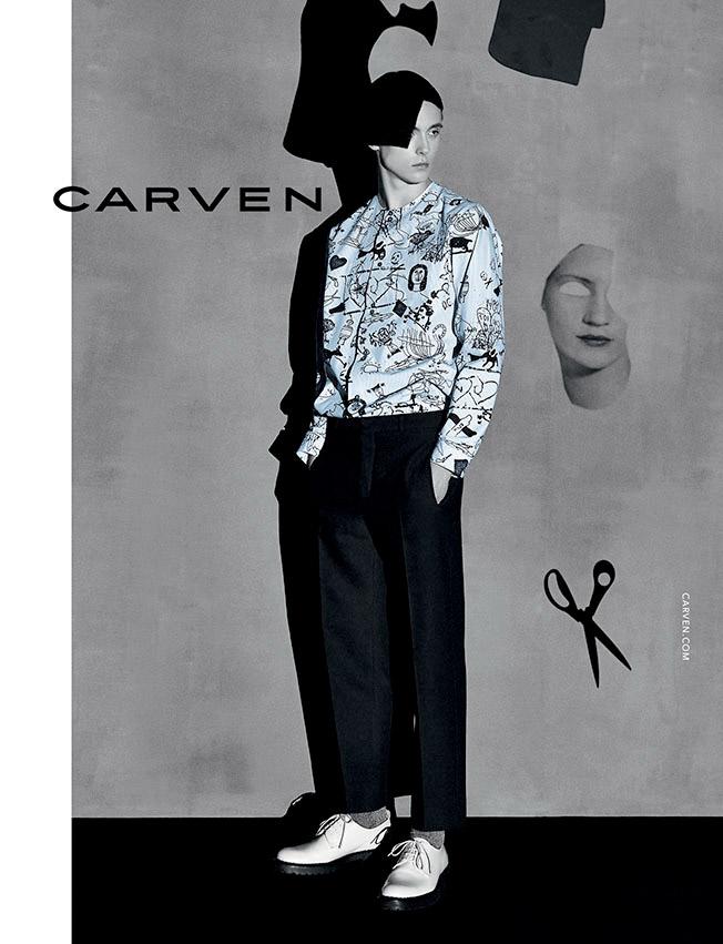Carven Campaign 2