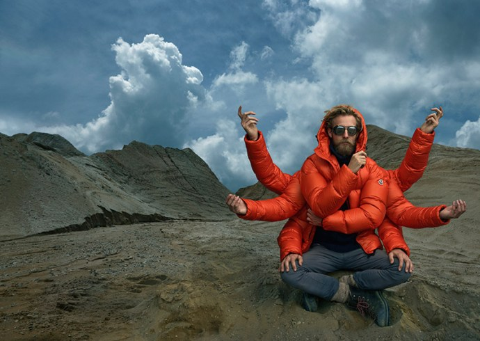 MONCLER FALL WINTER 2014 CAMPAIGN