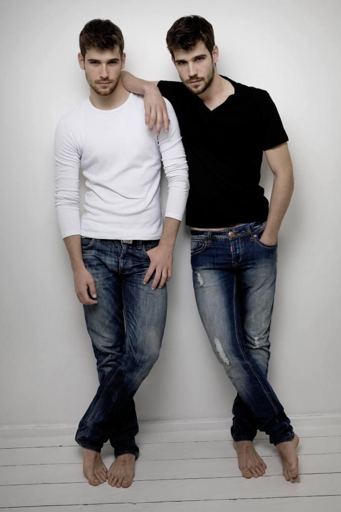Enric y Joan Puiggros