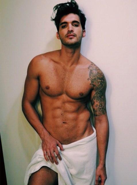 Towel Series by Mario Testino 2