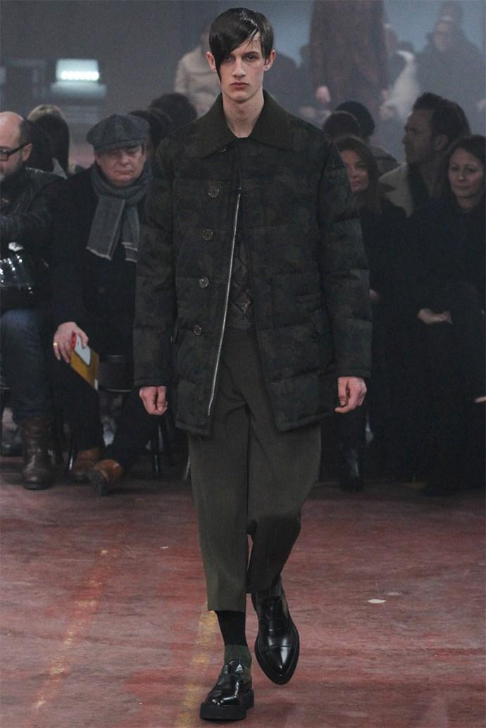 Alexander McQueen Otoño Invierno 2015 13