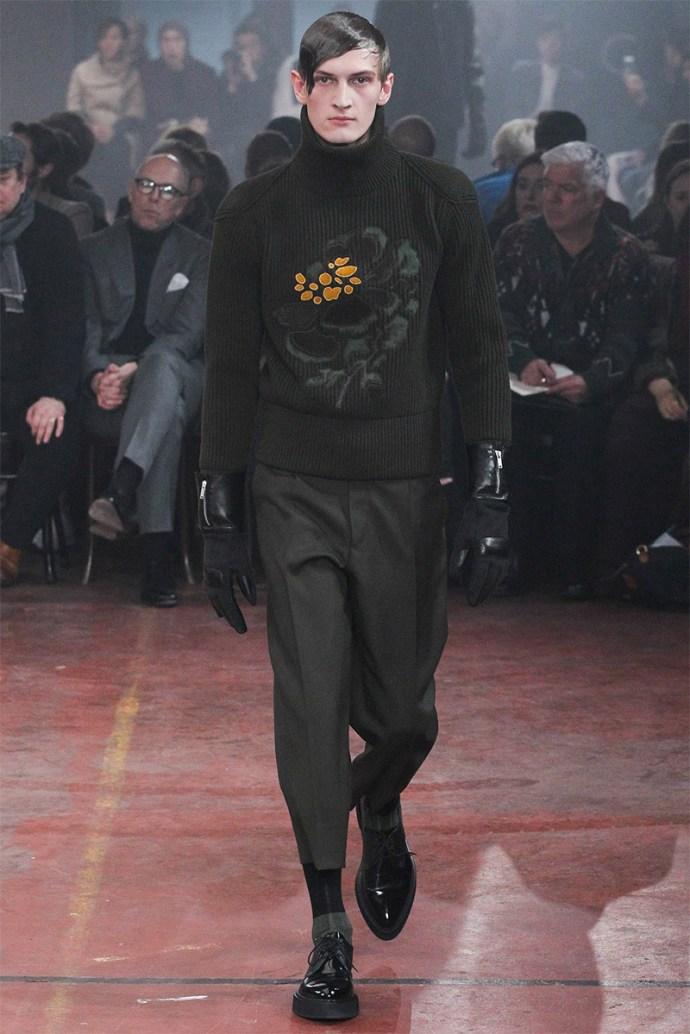 Alexander McQueen Otoño Invierno 2015 20
