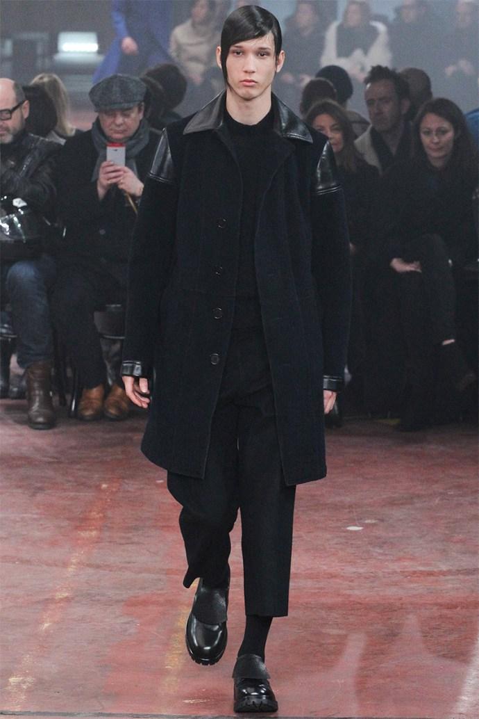 Alexander McQueen Otoño Invierno 2015 22