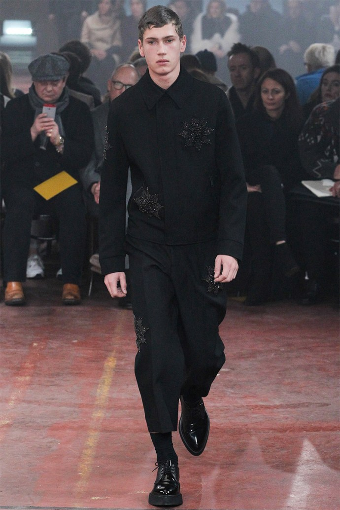 Alexander McQueen Otoño Invierno 2015 27