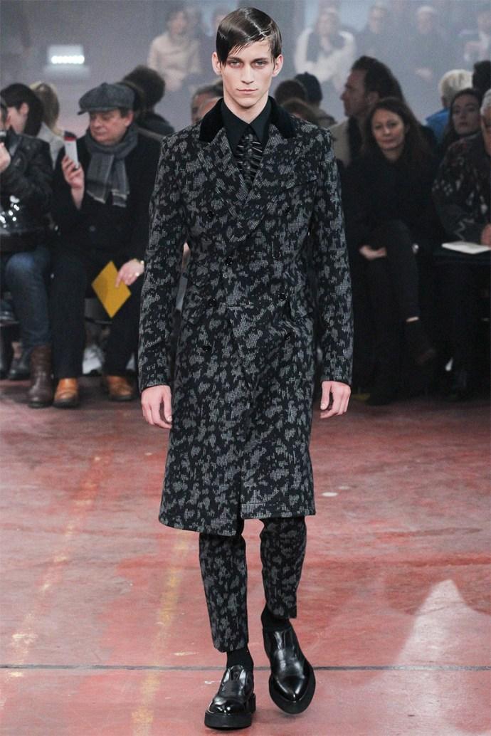 Alexander McQueen Otoño Invierno 2015 3