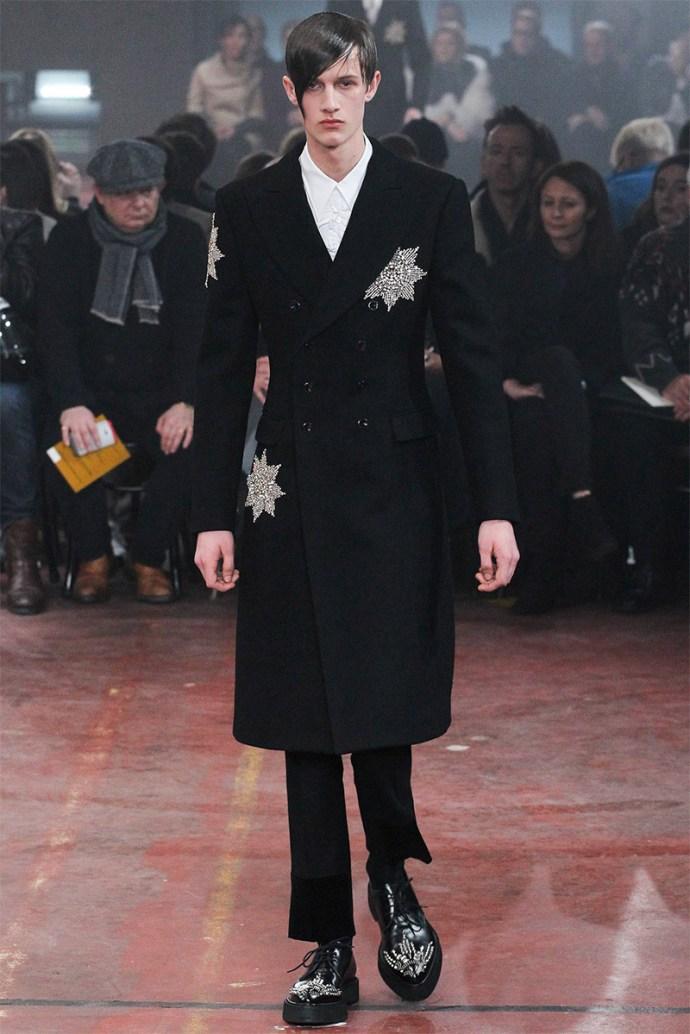 Alexander McQueen Otoño Invierno 2015 31