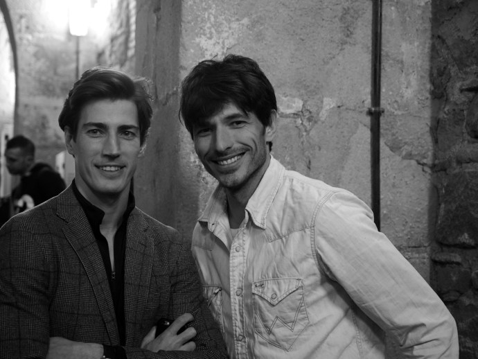 080 BARCELONA FASHION BACKSTAGE ROCKET MAGAZINE POR FEDERICO FELDMAN