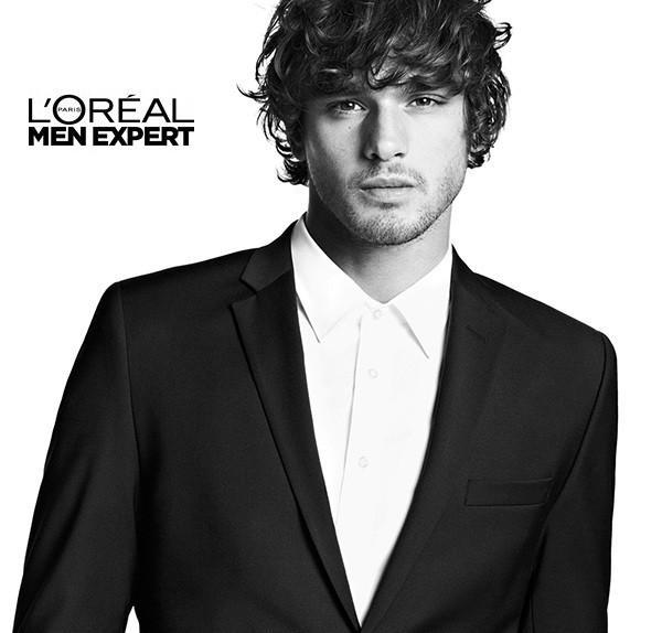 Marlon Teixeira  L'Oréal Men Expert 2015