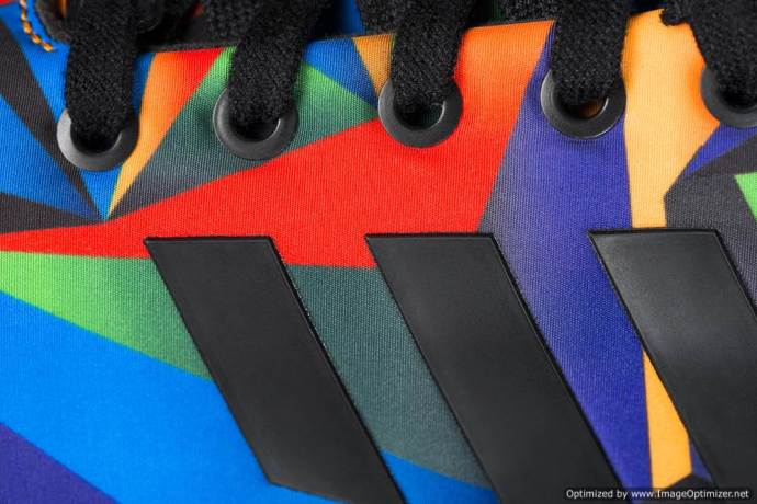 adidas ZX Flux Macro Prism 89,99€ (2) MACRO SHOTS