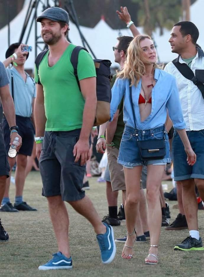 joshua jackson Coachella 2015