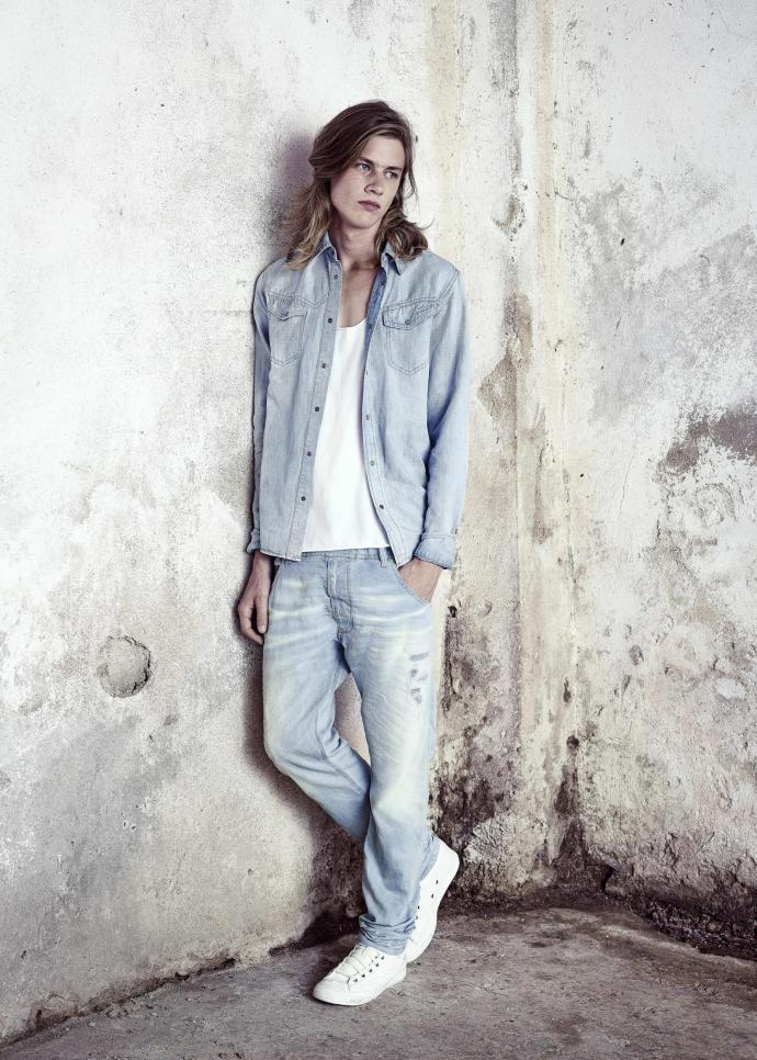 JOGG JEANS - DIESEL TOP TEN LOOKS PARA EL PRIMAVERA SOUND 2015