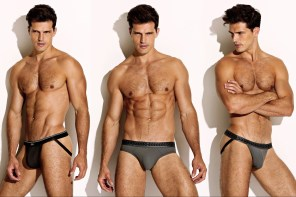 CHARLIE BY MATTHEW ZINK 2016 UNDERWEAR COLLECTION