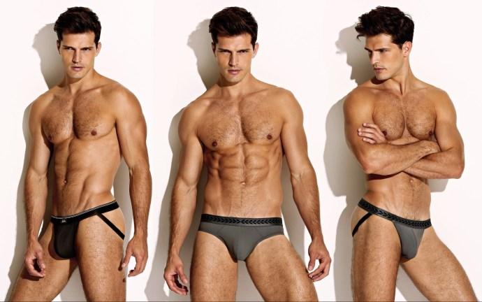 Diego Miguel Charlie by Matthew Zink Underwear 2016