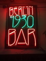 German style bar