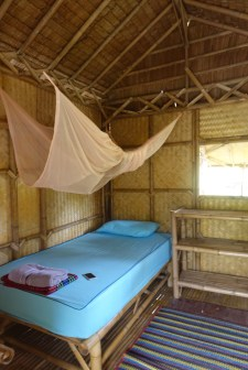 My hut inside