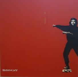Che Guevara on skates
