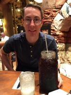 "Daddy's drink at Wilderness Lodge; he fondly referred to it as ""Diabetes in a cup"""