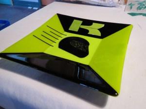 Kawasaki Dreaming - Fused Glass Bowl