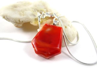 Red Pendant