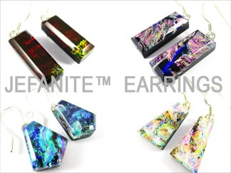 Jefanite™ Earrings