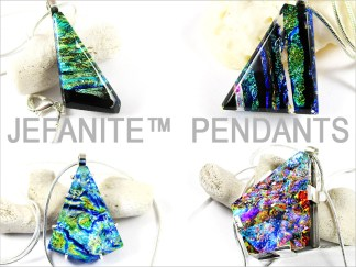 Jefanite™ Pendants