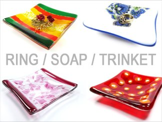 Ring/Soap/Trinket Dishes