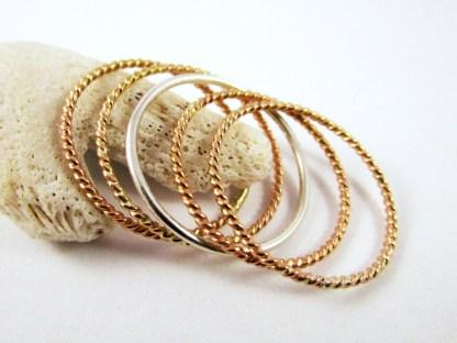 Stacker Ring Set