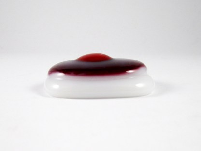 Red White Cocktail Cabochon