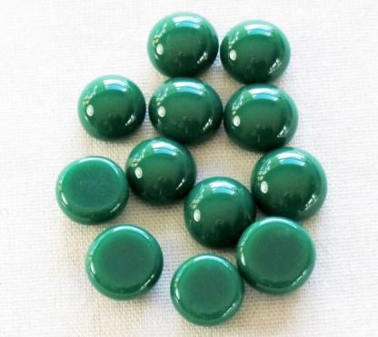 Jade Green Cabochons