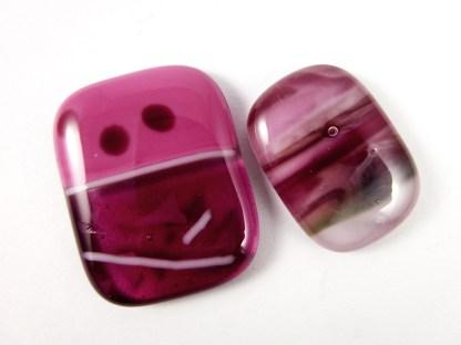 Cranberry Cabochons