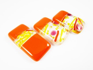 Orange Pendants