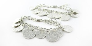 Making a Silver Bracelet with Pre-Decimal Coins