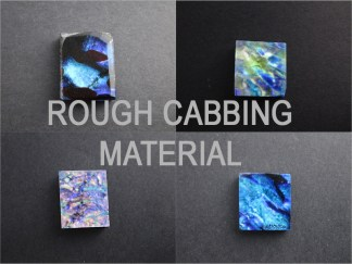 Rough Cabochon Material