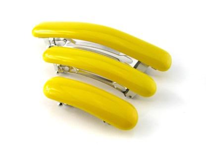 Yellow Barrette