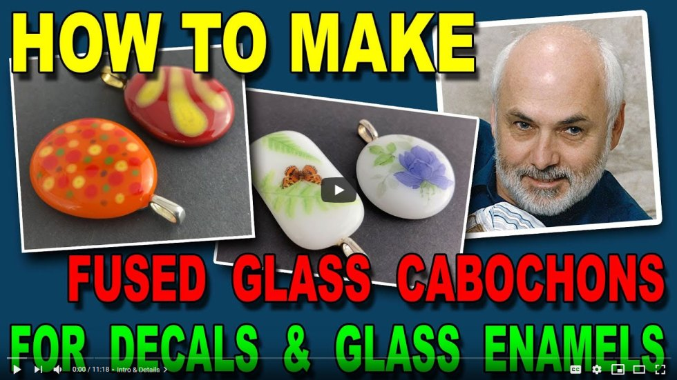 Plain Cabochons Tutorial Video