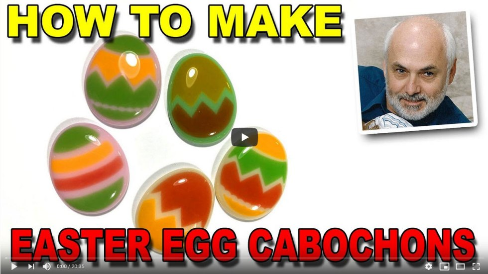 Easter Cabochon Tutorial