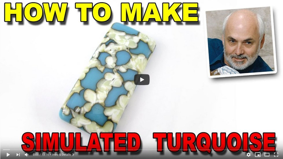 Video Tutorial Making Turquoise