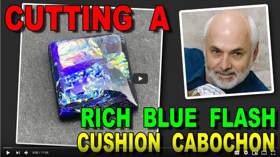 Blue Cabbchon Tutorial