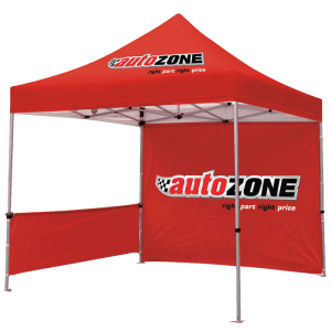 gazebos, outdoor displays