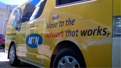 MTN Van Wrap