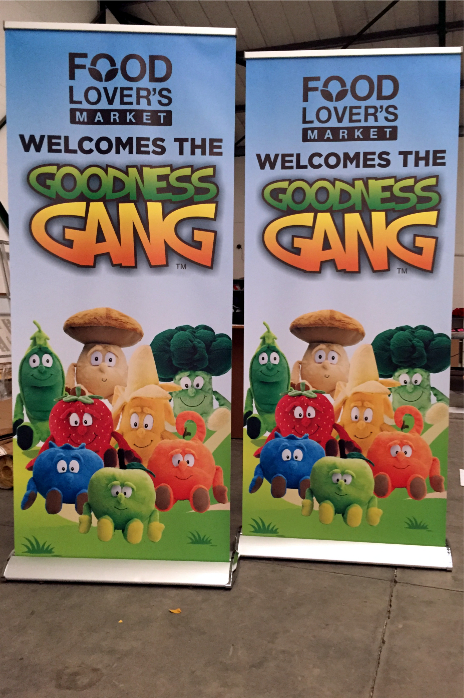 pull up banners cape town, displays, executive pull up banner,