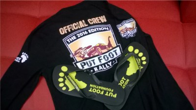 T-Shirts & Custom printed Flipflops