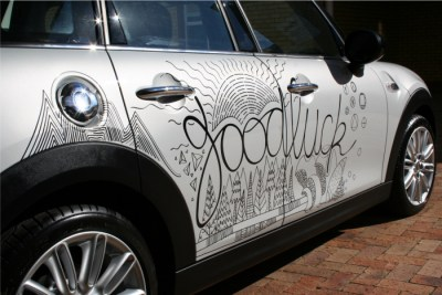 vinyl car decals, car branding cape town,