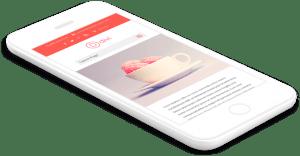 mobile responsive web design, web design