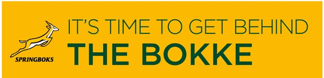 springbok rugby clothing