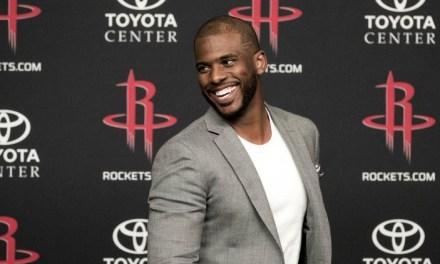 Les Rockets se préparent à offrir le max à Chris Paul : Morey va devoir serrer les fesses