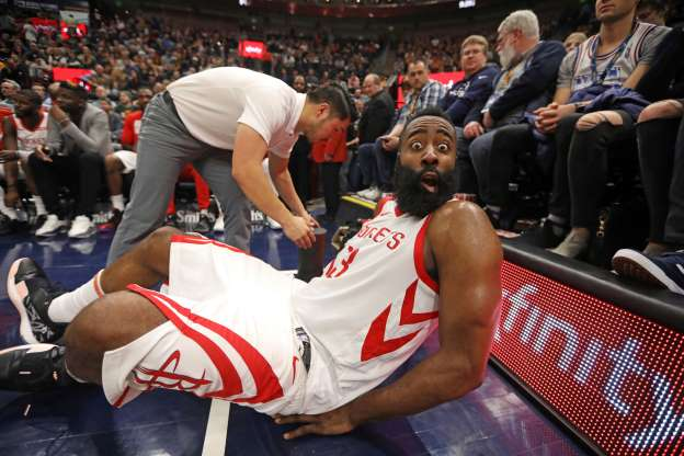 Review Jazz – Rockets : Un James Harden MVP et ses hommes se baladent à Salt Lake City
