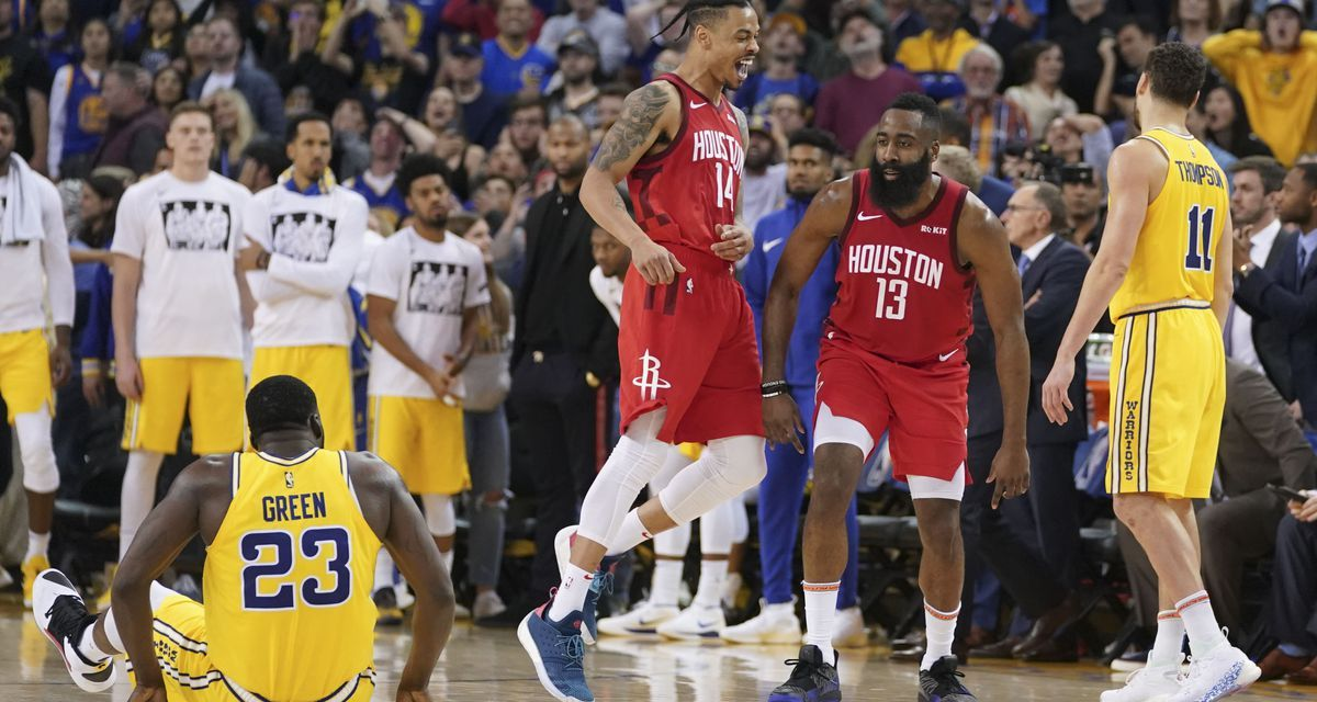 Les Rockets peuvent-il encore battre les Warriors ?