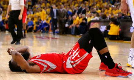 James Harden : The Last Dance ?